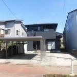 【前田中古住宅】広々敷地にゆとりの住まい