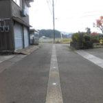 前面消雪道路(4m)(周辺)