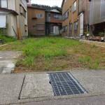 栃尾新町「更地+車庫付土地」